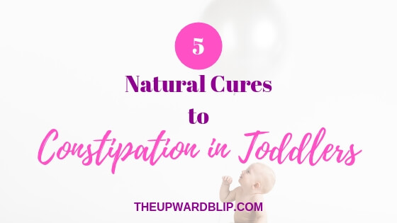 Cures to Constipation in Toddlers