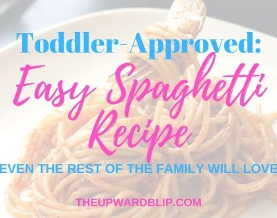 Toddler-Approved: Quick and Easy Spaghetti Recipe