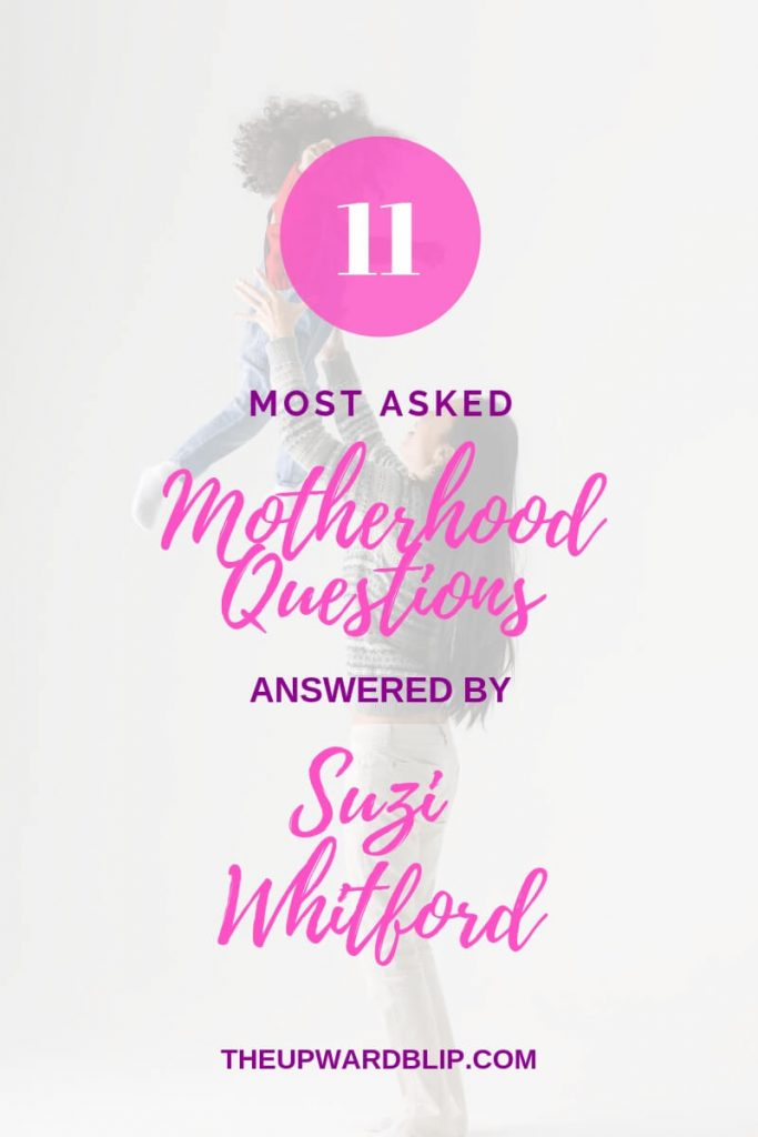 Pin for Suzi's Questions about MotherHood