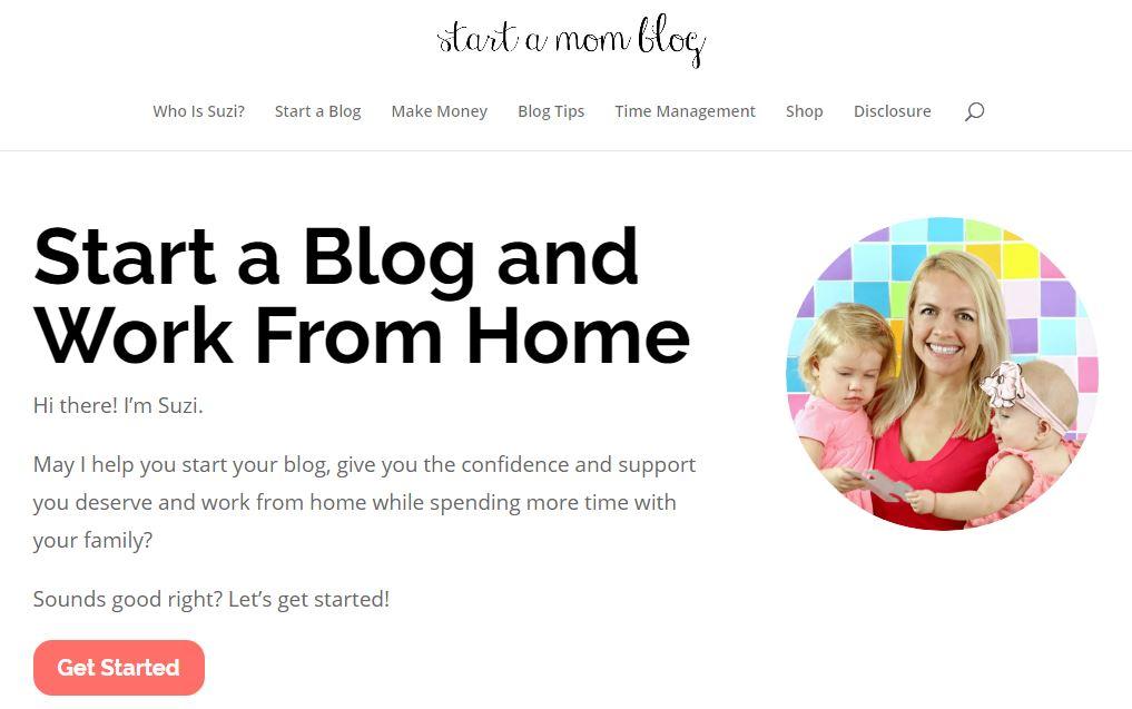 Motherhood Questions Answered by Suzi | The Upward Blip