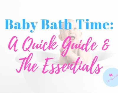 Baby Bath Time [Essentials and Step-by-step Guide]