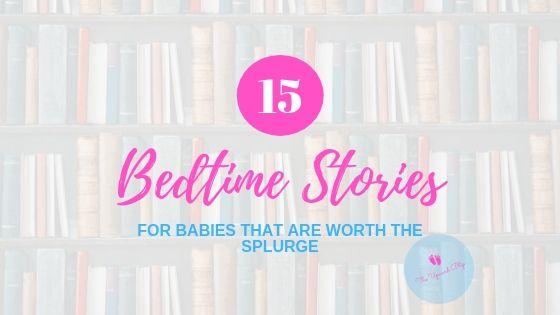 bedtime stories blog banner