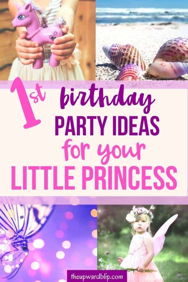 pin image for first birthday ideas