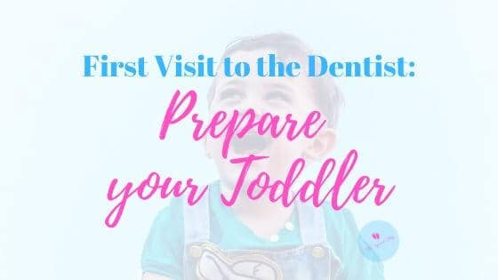 first visit to the dentist blog image