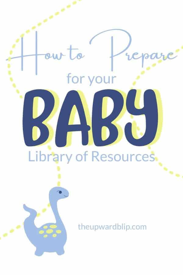 how to prepare for baby pin image