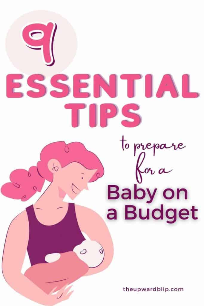 pin for baby on a budget